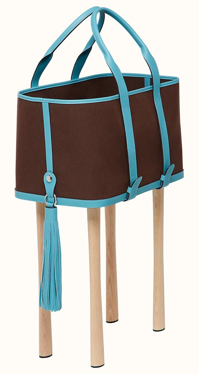 Hermes Petite H Horse Bag