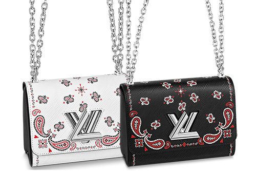 Louis Vuitton Classic Paisley Twist Bag thumb
