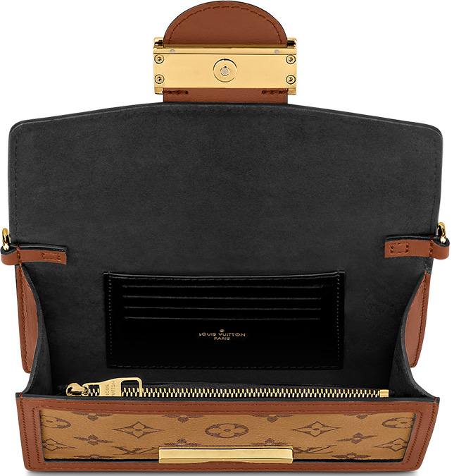 Louis Vuitton Dauphine Wallet On Chain