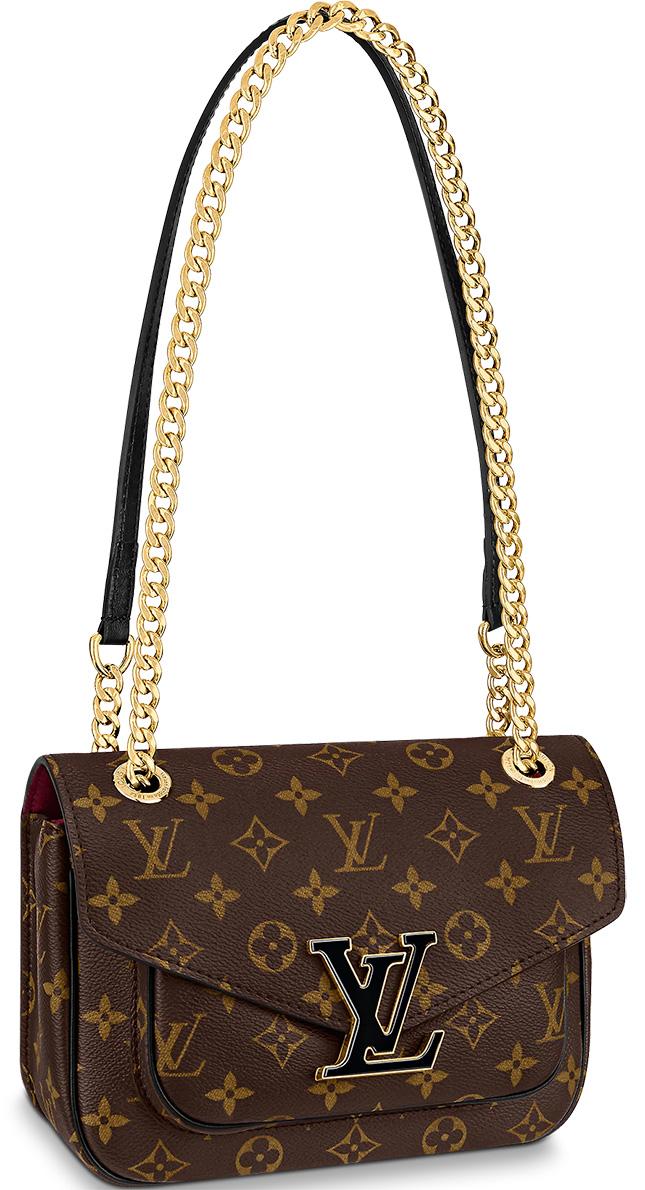 Louis Vuitton Passy Bag