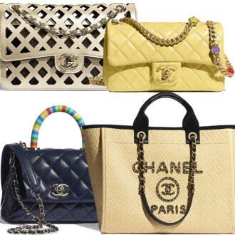 chanel ss seasonal collection