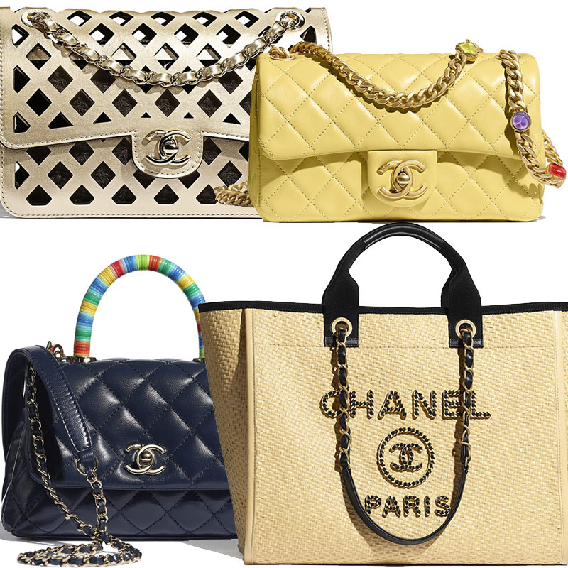 chanel ss seasonal collection