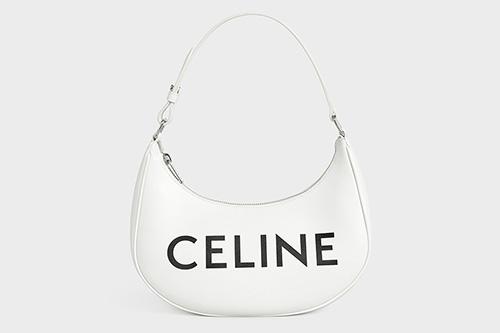 Celine Ava Logo bag thumb