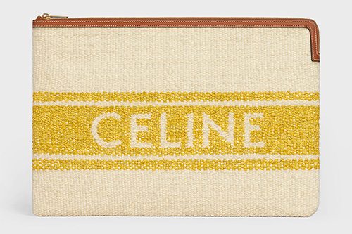 Celine Plein Soleil Pouch thumb
