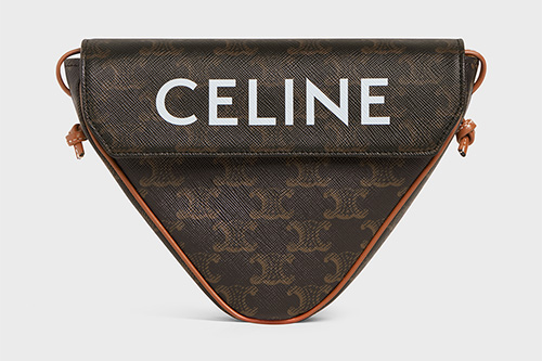Celine Triangle Bag thumb