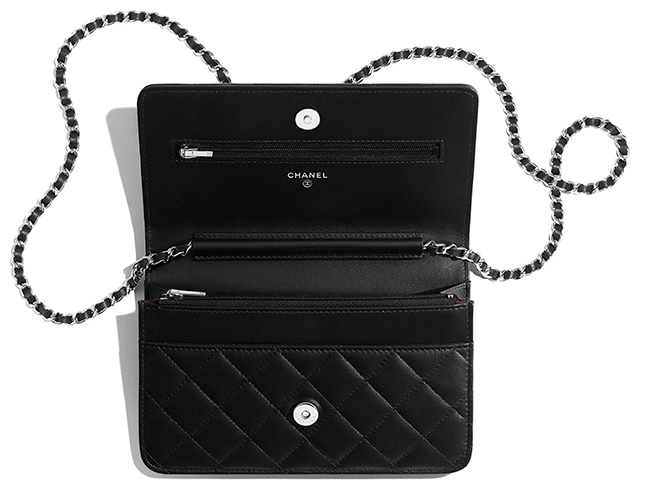 Chanel Mini Classic Quilted WOC Wallet On Chain