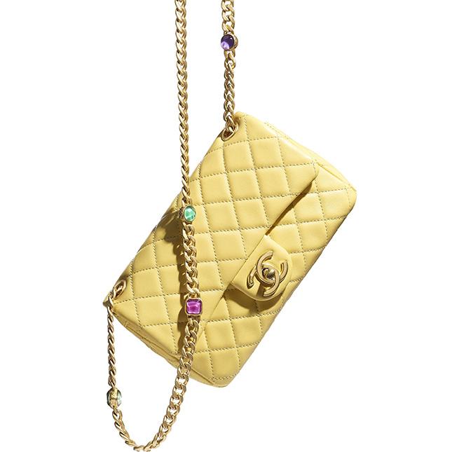 Chanel Resin Bag