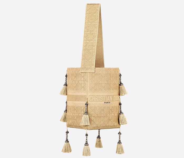 Dior D Bucket Bag