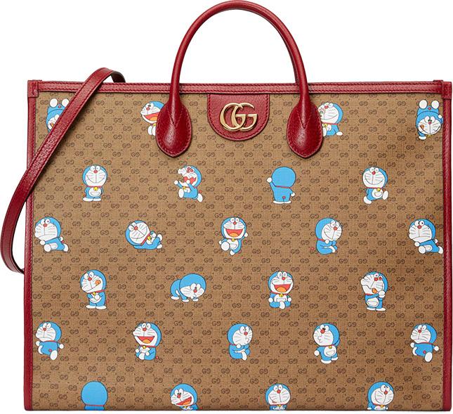 Doreamon x Gucci Collection