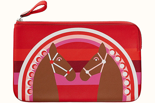 Hermes Carre Pocket Long pouch thumb