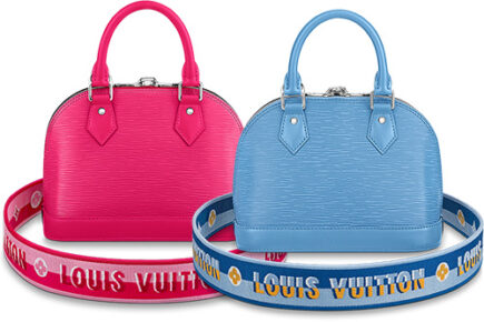 Louis Vuitton Alma Sporty Bag thumb