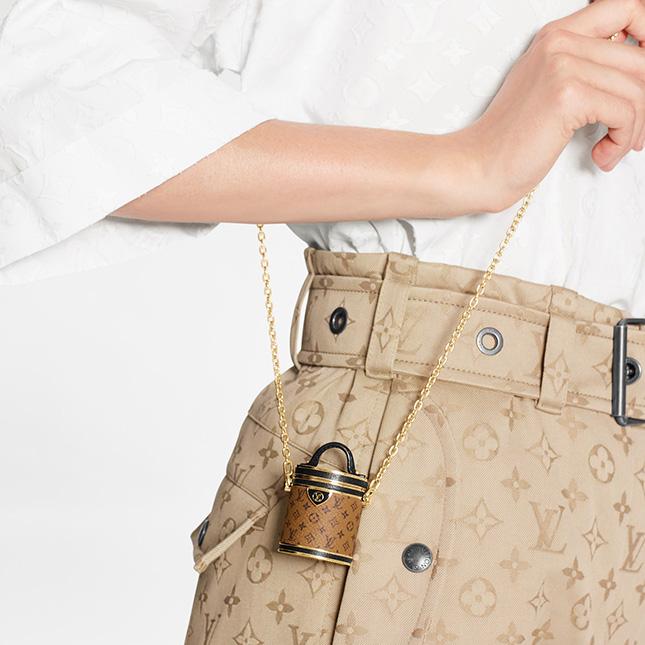 Louis Vuitton Cannes Micro Case