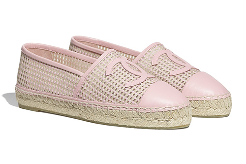 Chanel Espadrilles for Spring Summer Collection Act thumb