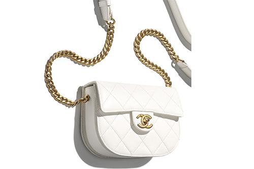 Chanel Mini Round Messenger Bag thumb