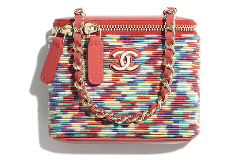 Chanel Small Multicolor Vanity Cases thumb