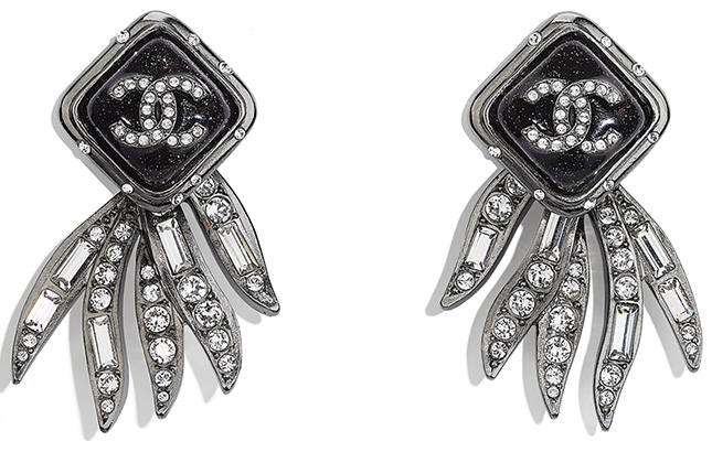 Chanel Spring Summer Earring Collection Act
