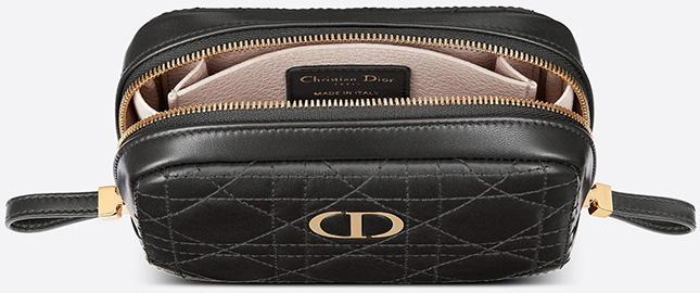 Dior Caro Zipped Pouch