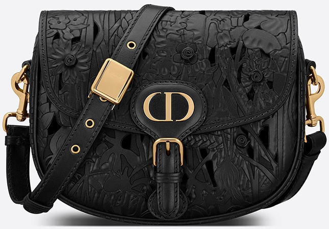 Dior Hand painted Overlays Bag Collection