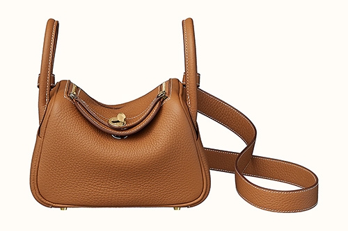 Hermes Mini Lindy Bag thumb