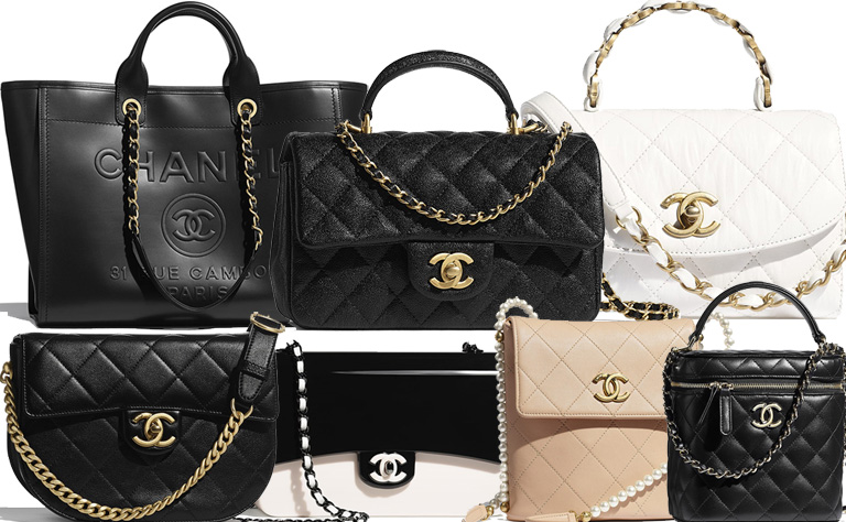 chanel ss act front image