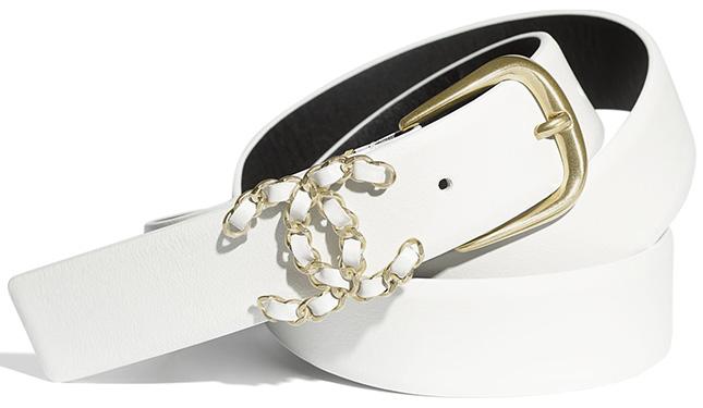 Chanel Belt For Spring Summer Collection