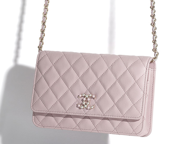Chanel Candy CC Wallet On Chain