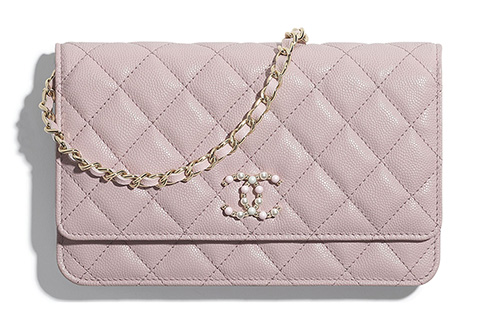 Chanel Candy CC Wallet On Chain thumb