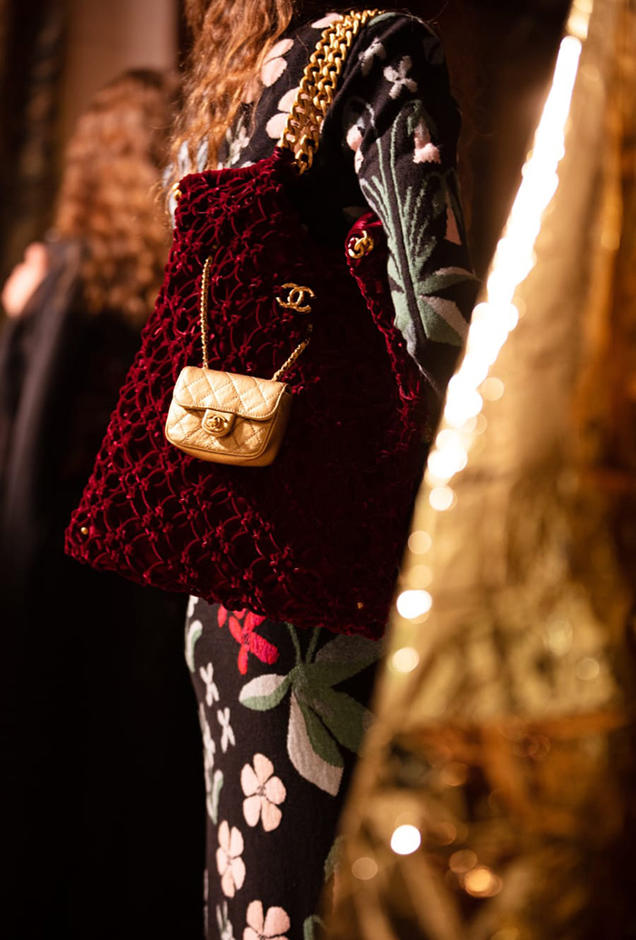Chanel Fall Winter Runway Bag Collection
