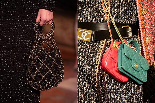 Chanel Fall Winter Runway Bag Collection thumb