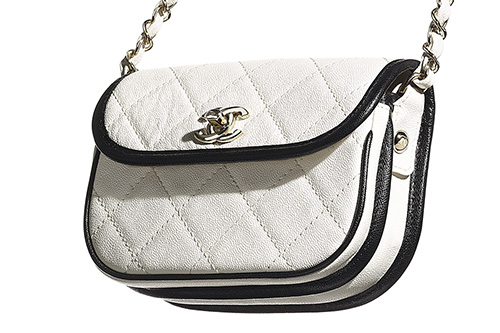 Chanel Round Flap Bag From Spring Summer Collection thumb