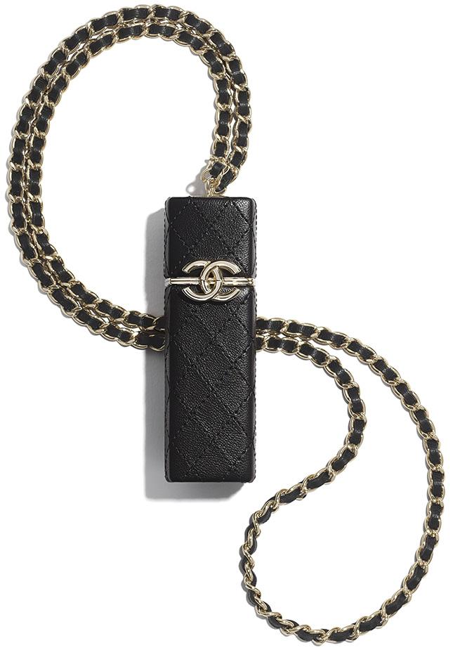 Chanel Squared Lipstick Case