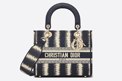 Dior D Stripes Bag Collection thumb