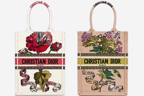 Dior Fleurs Bibliques Bag Collection thumb