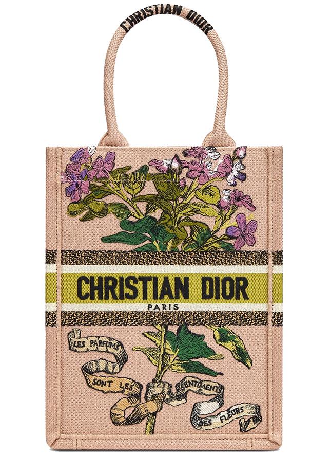 Dior Fleurs Bibliques Bag Collection