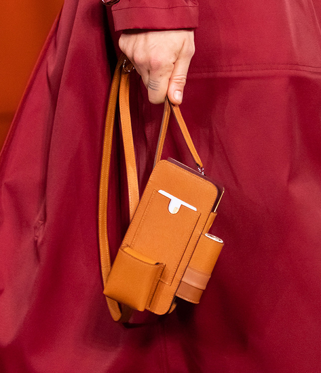 Hermes Fall Winter Runway Bag Collection
