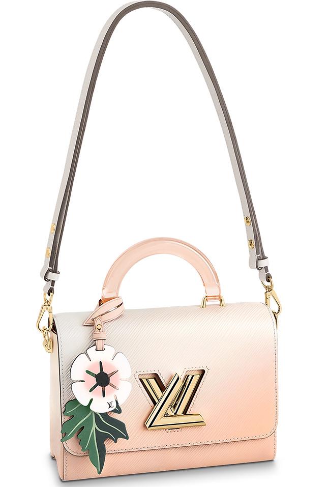 Louis Vuitton Flower Charm Bag Collection