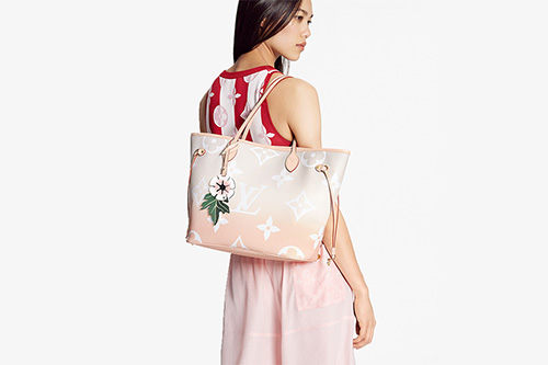 Louis Vuitton Flower Charm Bag Collection thumb