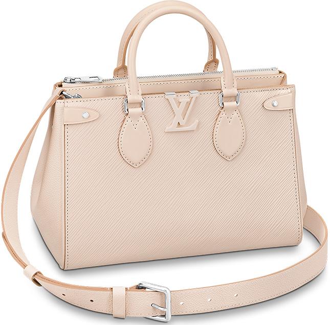 Louis Vuitton Grenelle Tote Bag