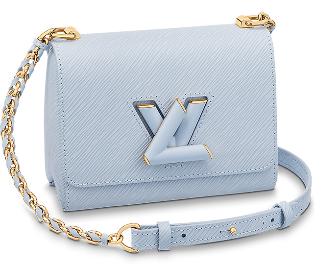 Louis Vuitton Monochromatic Twist Bag