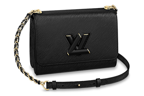 Louis Vuitton Monochromatic Twist Bag thumb