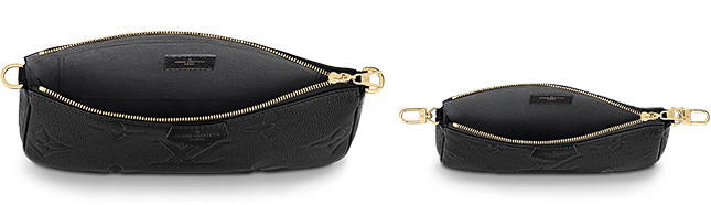 Louis Vuitton Multi Pochette Accessories in Monogram Empreinte