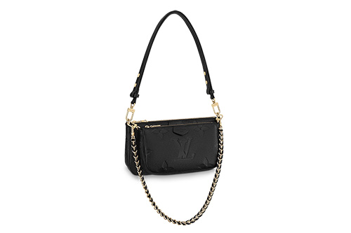 Louis Vuitton Multi Pochette Accessories in Monogram Empreinte thumb