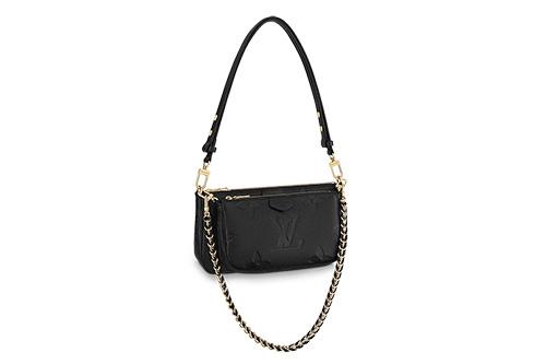 Louis Vuitton Multi Pochette Accessories in Monogram Empreinte thumb