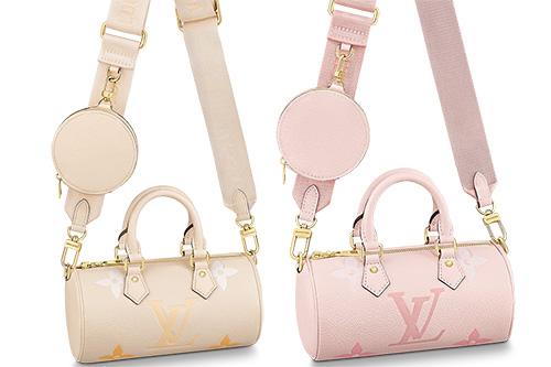 Louis Vuitton Papillon CarryAll Bag thumb