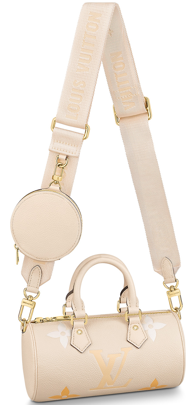 Louis Vuitton Papillon CarryAll Bag