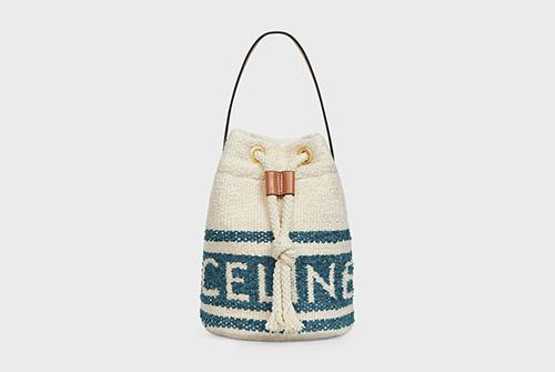 Celine Teen Drawstring Bag thumb