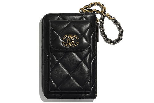 Chanel Pouch With Handle thumb