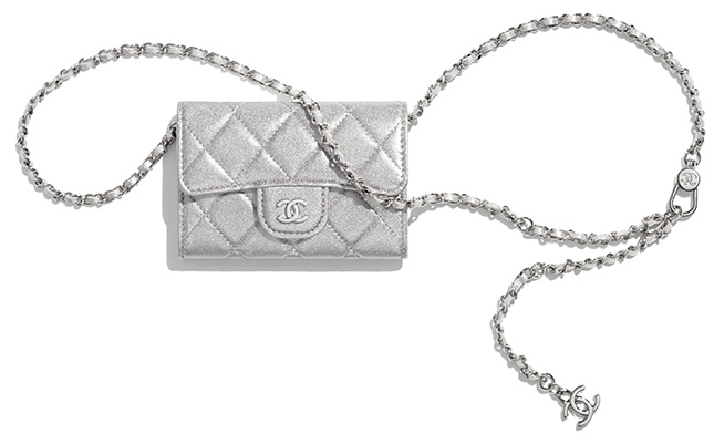 Chanel Classic Belt Bag V