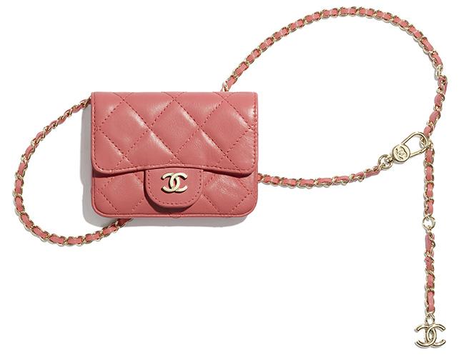 Chanel Classic Belt Bag V old thumb