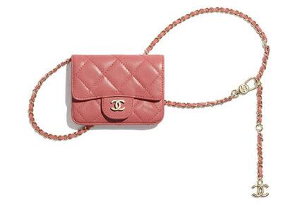 Chanel Classic Belt Bag V thumb